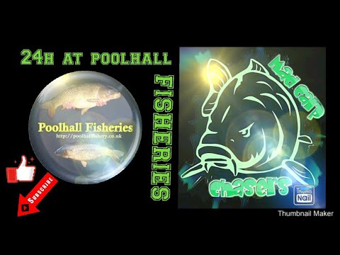 Carp Fishing Episode1 24h At Poolhall Fisheries🔞