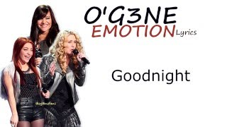 og3ne emotion lyrics the voice 2014 winners