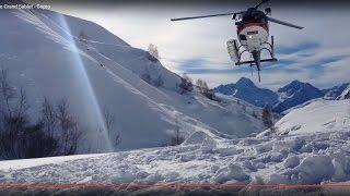 Hors piste Alpe d