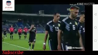Lautaro Martinez amazing goal vs Iraq  11/10/2018