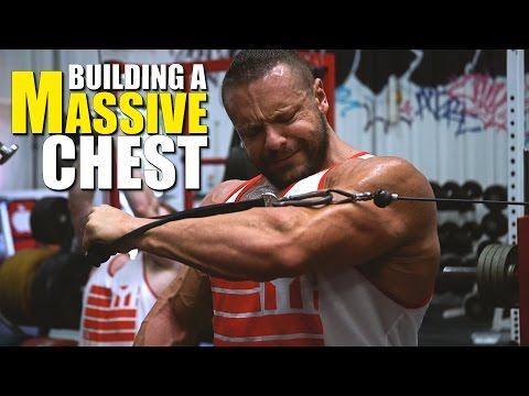 CPO Chest Workout with Dymatize | Tiger Fitness