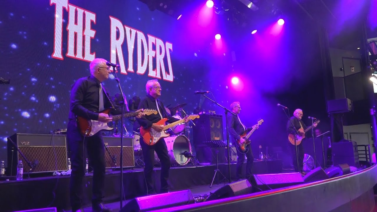 Download THE RYDERS at sea on Viking Grace 2016 09 01
