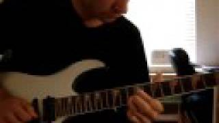 Gary Moore - The Loner (cover)
