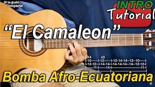 El Camaleon - Bomba AfroEcuatoriana Tutorial INTRODUCCIÓN Guitarra