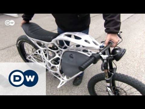 the world 39 s first 3d printed motorcycle euromaxx youtube. Black Bedroom Furniture Sets. Home Design Ideas