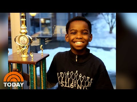 Frankie Darcell - From Homelessness To Championship At Age 8!!!!