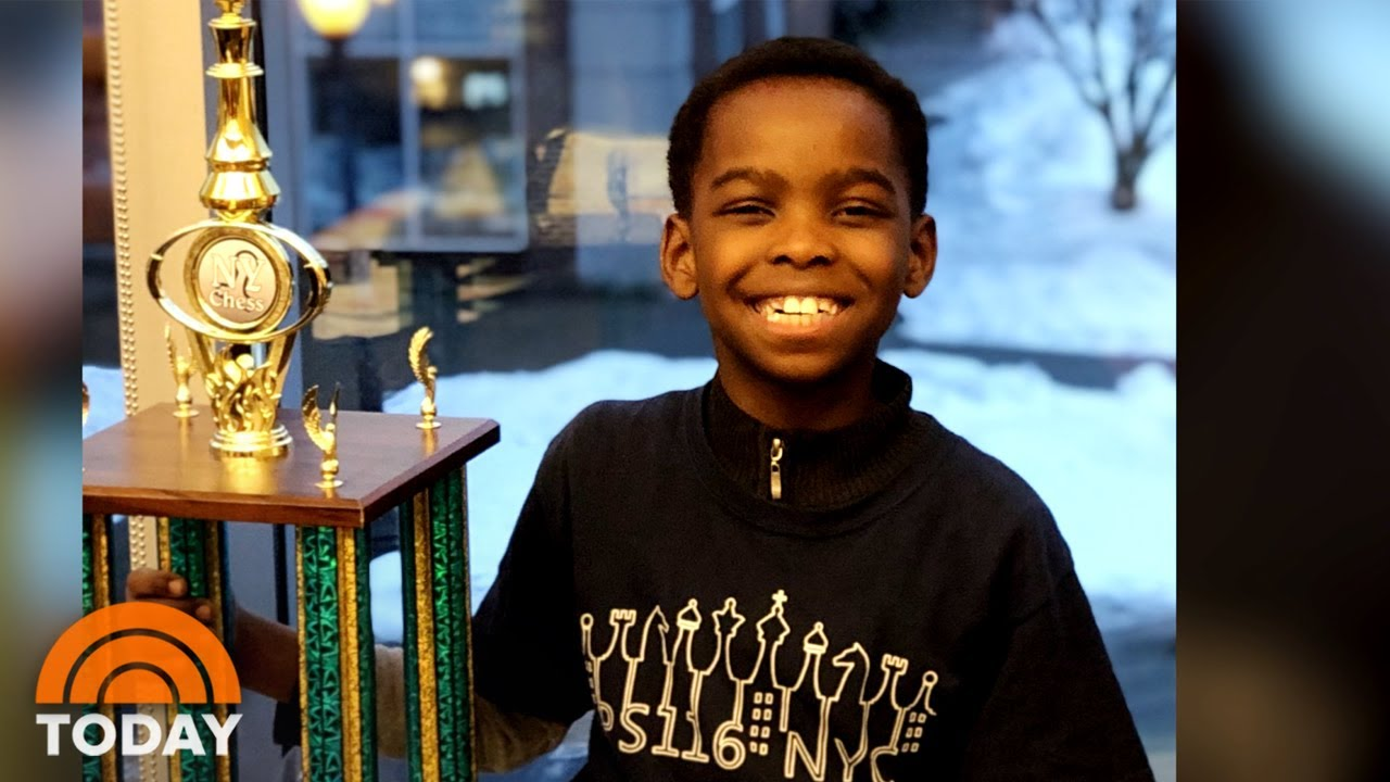 8-Year-Old Chess Champ And Homeless Refugee The Genius Of Black.