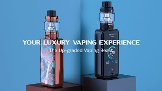 Vaporessso Luxe 2 Reטiew | The Luxe Gets Upgraded!