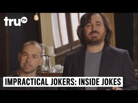Impractical Jokers - Sal's Sweatiest Moments