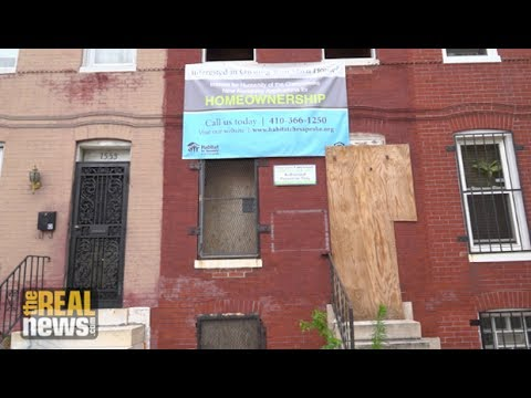 Community Organizes to Reclaim West Baltimore Resident's Home