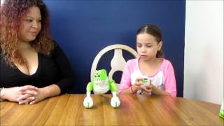 Zoomer Dino Boomer Toy Review