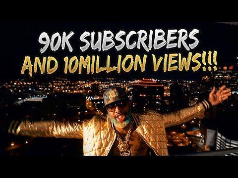 ORGANIK APPRECIATION TO MY GARGOYLE GANG!!! 100k subscribers BY 2019