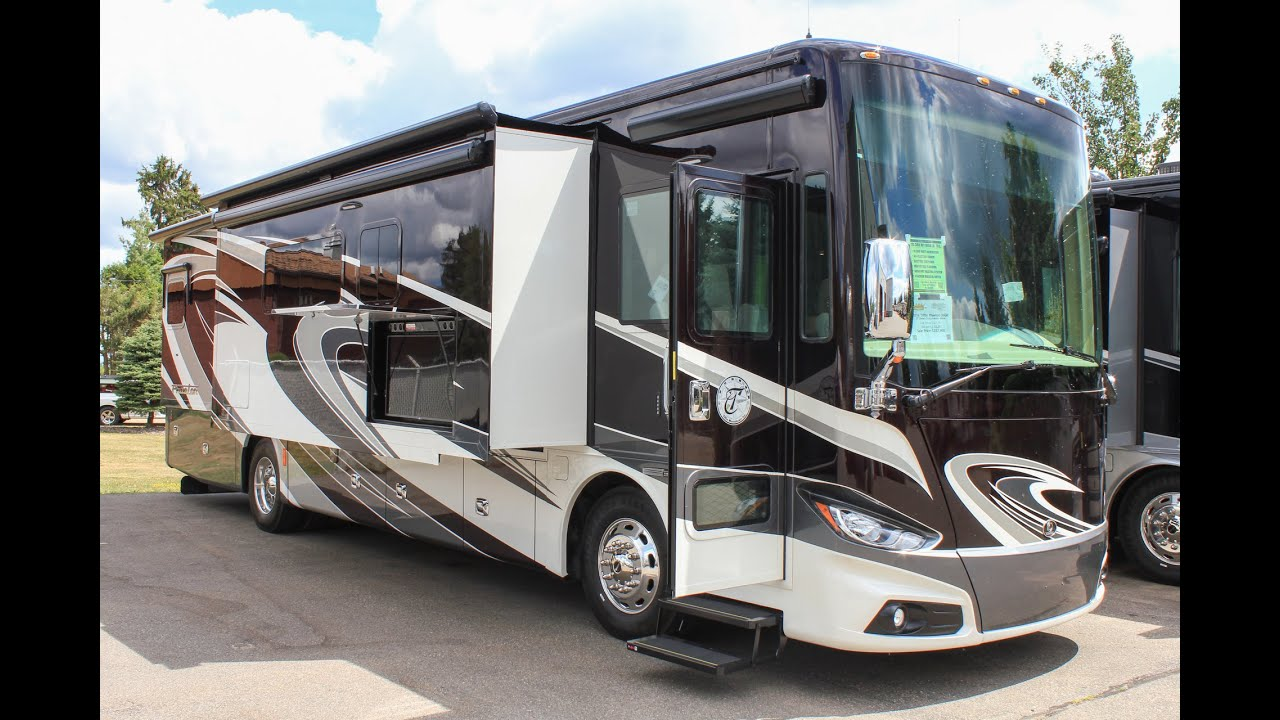 2016 Phaeton 36gh By Tiffin Motorhomes Stock 16869