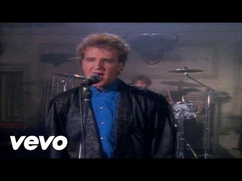 Glass Tiger - Thin Red Line