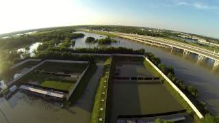 Dallas Pistol Club Flooding - 1 June 2015