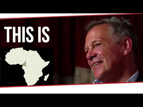 THIS IS AFRICA | Simon Mann on London Real - The Mercenary