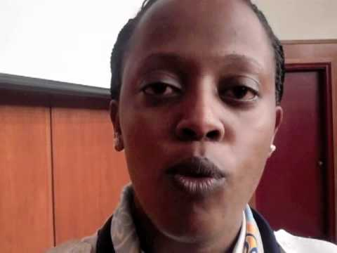 Girl Scout from Rwanda:  Changing the World One Girl at a Time!  UNCSW