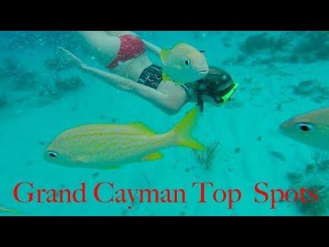 Grand Cayman Best Kept Secrets - GoPro
