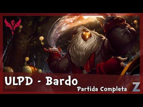 League of Legends - Bardo [BR: 6.18]
