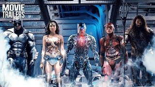 JUSTICE LEAGUE | Unite The League with Aquaman, Batman and The Flash