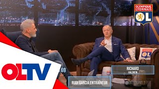 OLNS : invité Jean-Michel Aulas | Olympique Lyonnais
