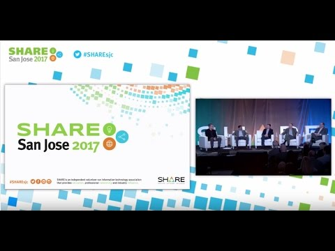 SHARE San Jose 2017 | The Mainframe in the Digital Age