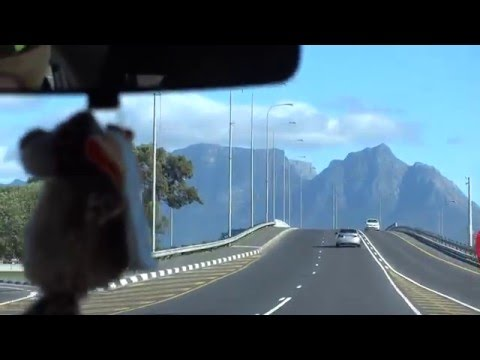 Cape Town - Taxi from the Airport to Protea Hotel Breakwater Lodge