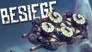 STUNTS AND MODS - Besiege Alpha Sandbox