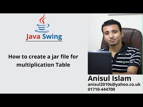 java-swing-bangla-tutorial-53-:-how-to-create-jar-file-in-netbeans
