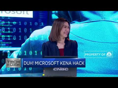 Duh! Microsoft Kena Hack
