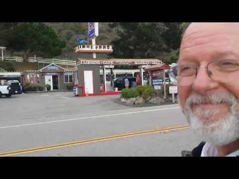 Touring Stop, Gorda, CA....A Welcome Break !