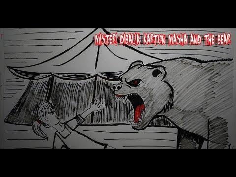 versi-lengkap-!-misteri-dibalik-kartun-masha-and-the-bear---cerita-bergambar---auroraletsdraw