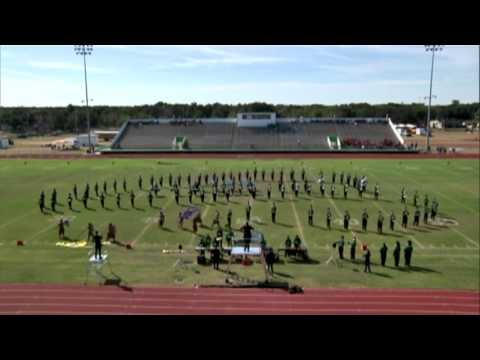 Falfurrias High School Marching Band 2016