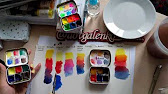 Купить акварельные краски в интернет-магазине арт-квартал с доставкой по россии.