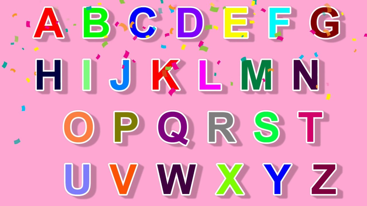 ABC Alphabet Song & Phonics Sounds - Educational for Toddlers ...