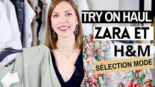 Cover images TRY ON HAUL SPRING 2020 : ZARA & H&M - Sélection mode