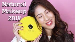 Trang Điểm Tự Nhiên Chỉ Với 5 Sản Phẩm - Natural Makeup 2018 [ Vanmiu Beauty ]