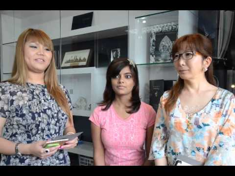 Students at GIA Thailand campus Part 3
