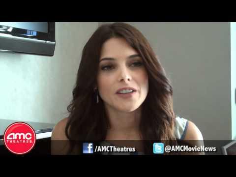 TWILIGHT Star Ashley Greene Talks BREAKING DAWN With AMC Theatres