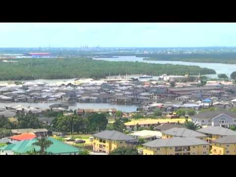 Development of the Greater Port Harcourt City-  Part 1