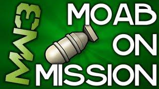 MW3: Scar-L Domination M.O.A.B. on Mission