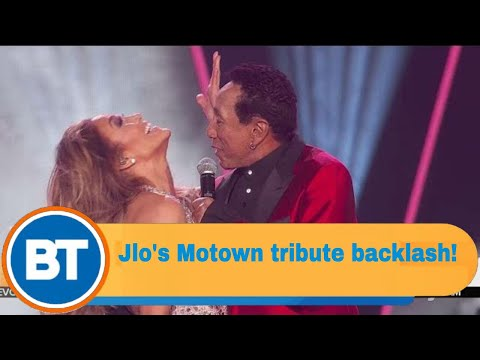 Jlo's Motown performance receives some backlash! Mp3