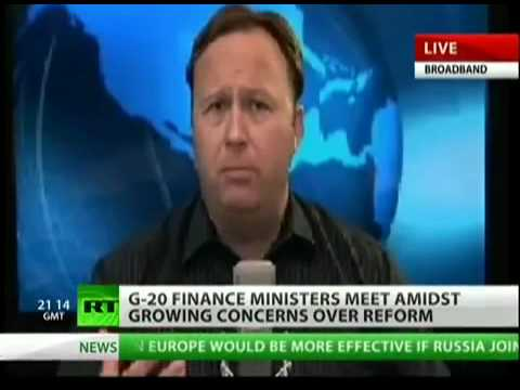 Russia Today - Global banking conspiracy