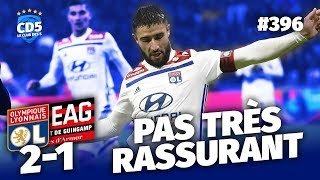 Lyon vs Guingamp (2-1) / Augsbourg vs Bayern Munich (2-3) - Débrief / Replay #396 - #CD5