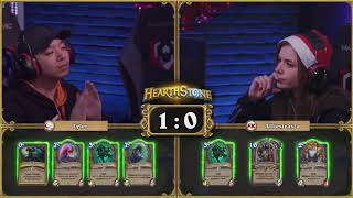[Hearthstone]Tyler vs Alliestrasza - SeatStory Cup VIII Stage 2 Group C Losers Match