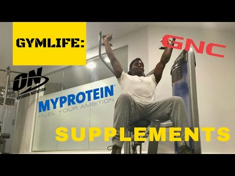 GYMLife: Supplements