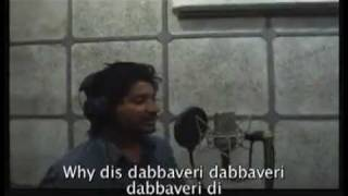 Why this kolaveri di as a dabbaveri di(by young-lions amravati ).mp4