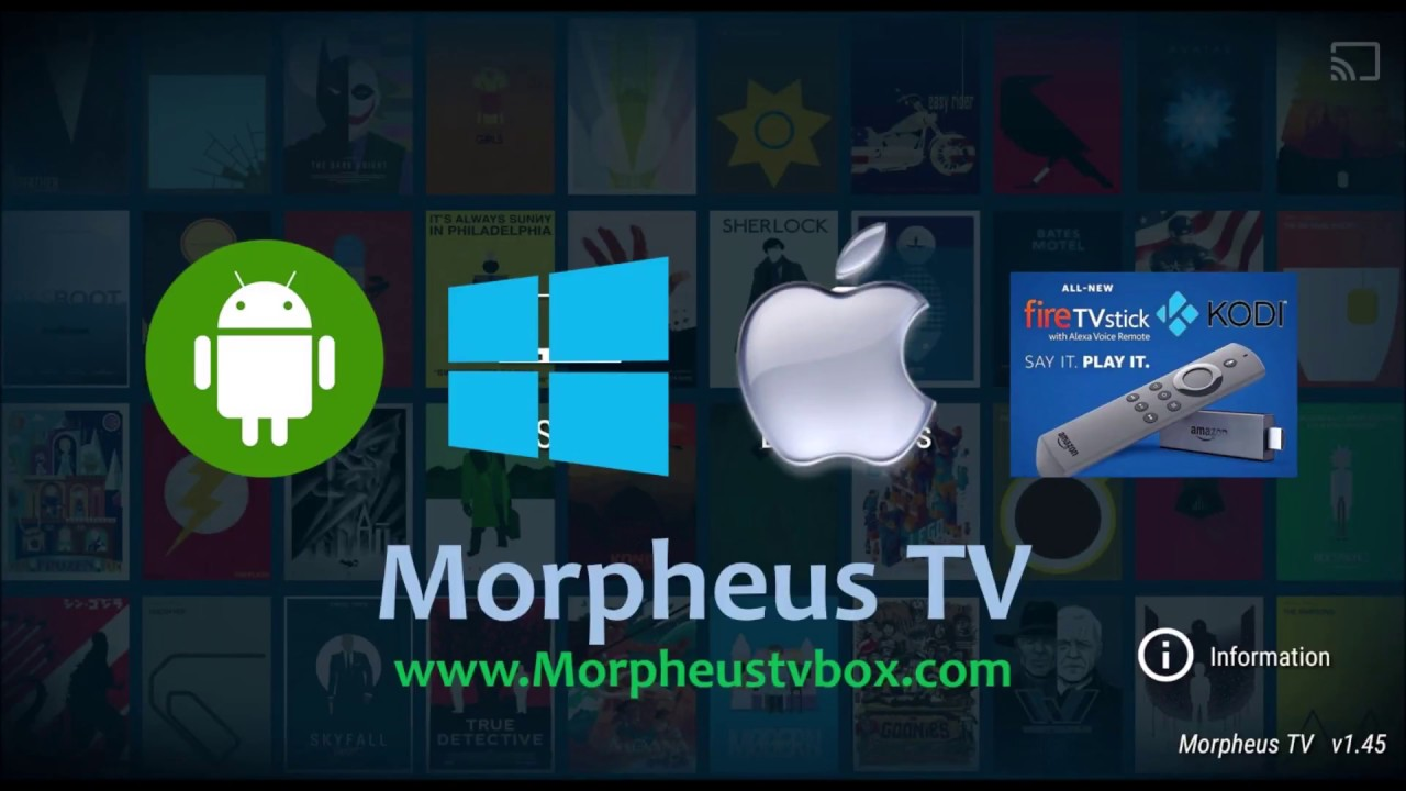 How to Install Morpheus TV correctly on Android, iOS ...