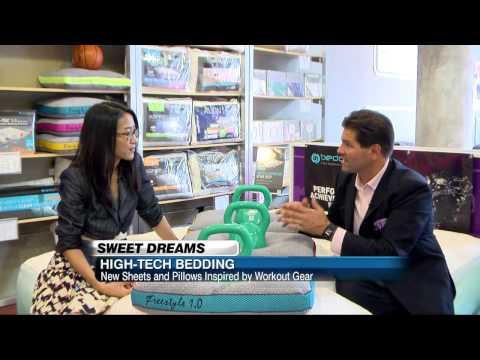 SWEET DREAMS: High-Tech Bedding