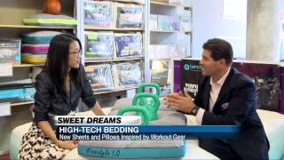 Sweet Dreams: High-Tech Bedding | TECH TWEAKS (Episode 6)